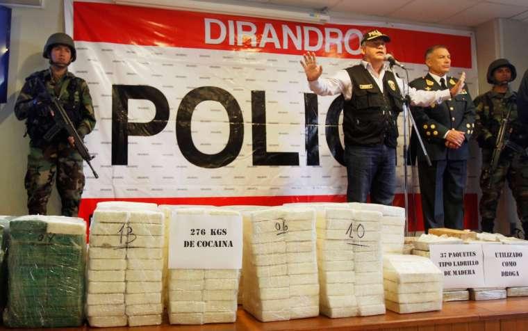 Peru': droga, arresto e carcere